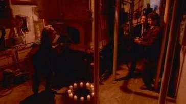 Bob in the basement Twin Peaks international pilot