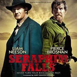 Seraphim Falls movie poster