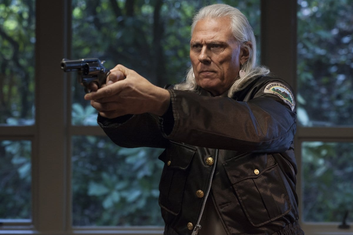 "Interview: Michael Horse on The Return, the ""Living Map,"" Ledger Art, and More!"