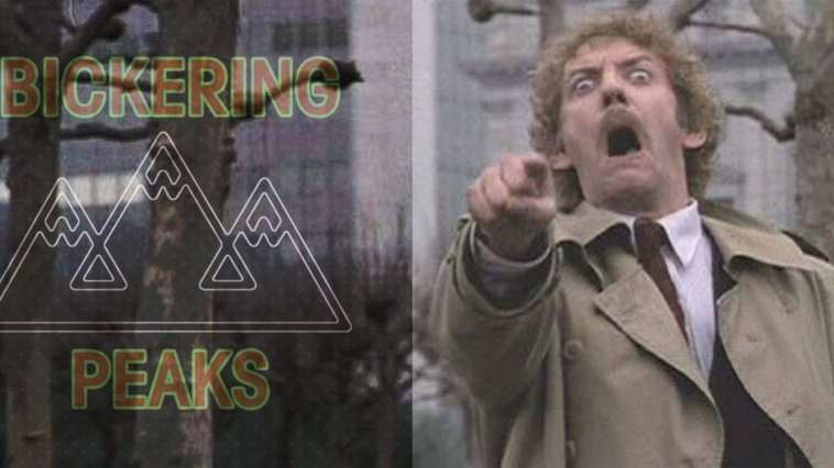 Bickering Peaks and Donald Sutherland
