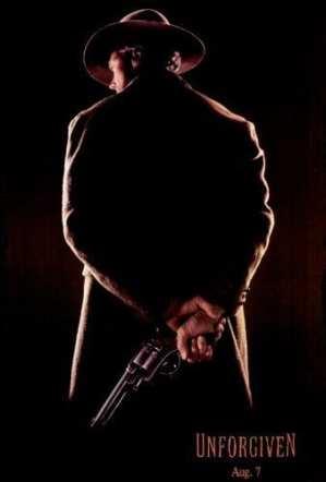 unforgiven movie poster