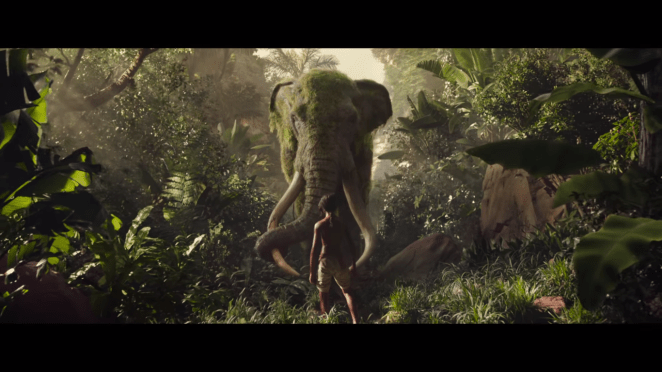 Mowgli was directed by performance capture icon Andy Serkis