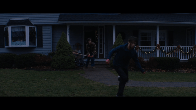 Owen Campbell and Charlie Tahan in Super Dark Times