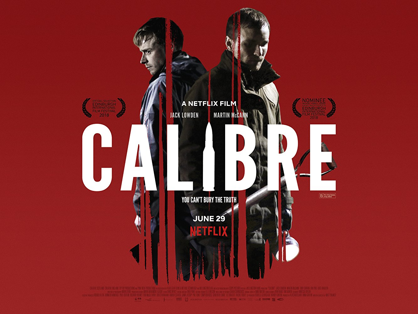 Calibre: A Netflix Original Film