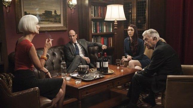 Diane, Gordon, Albert and Tammy talk