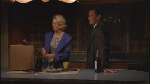 Betty and Don and House