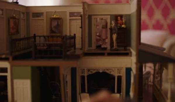 dollhouse in Sharp Objects