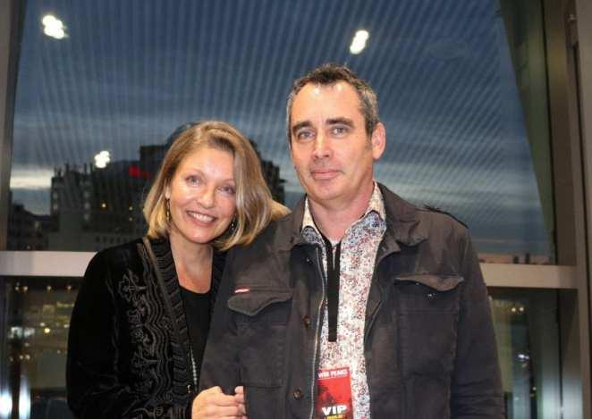 Sheryl Lee and Simon Bare