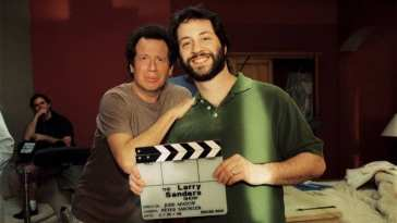 Gary Shandling at the Zen Diaries