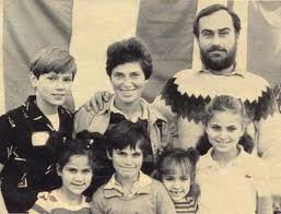 The Phoenix Family, part of the Children of God Cult