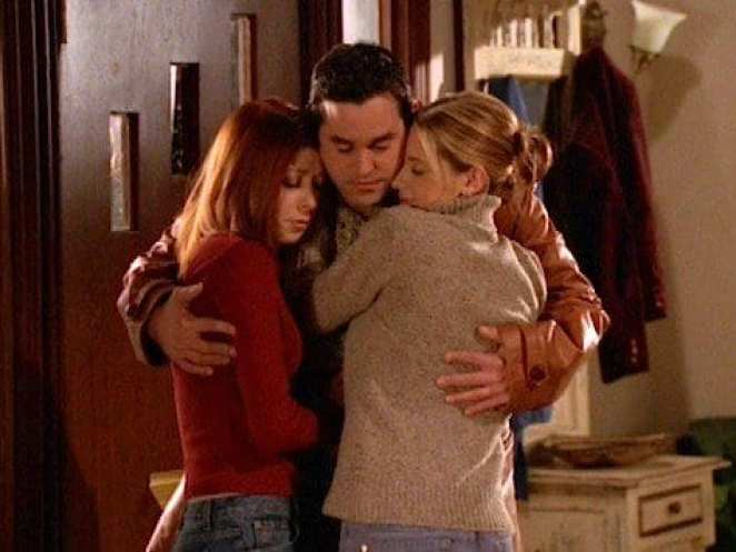 Willow, Xander and Buffy The Vampire Slayer