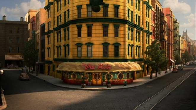 The Pie Hole in Pushing Daisies