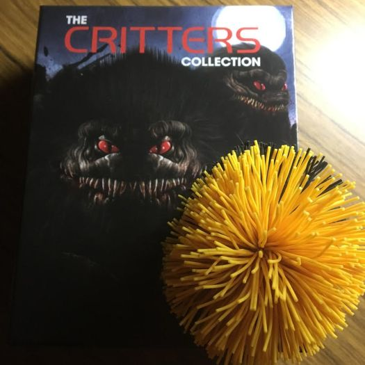 The Critters Collection Blu-ray box set