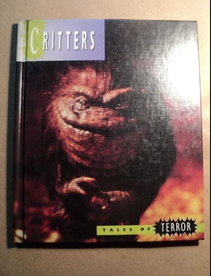 The Critters Tales of Terror book
