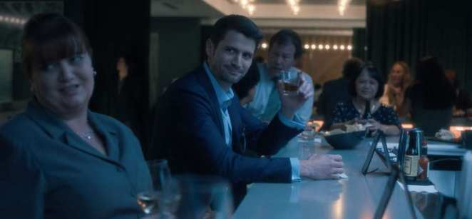 James Lafferty as Ryan, The Haunting of Hill House
