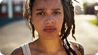 asha Lane as Star in American Honey