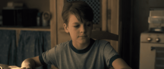 A young Steve quotes Shakespeare in Netflix's The Haunting of Hill House