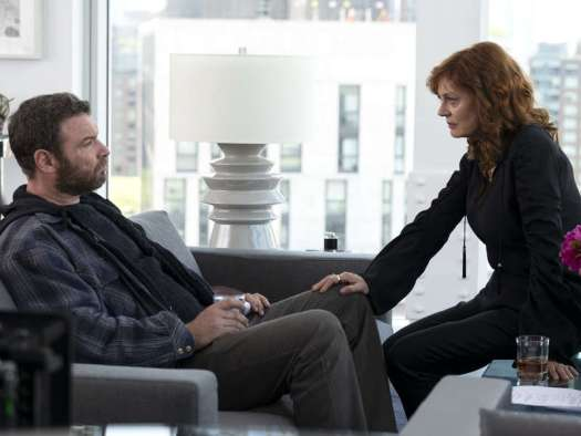 Ray and Samantha (Susan Sarandon) in S6 Ep 2 Ray Donovan