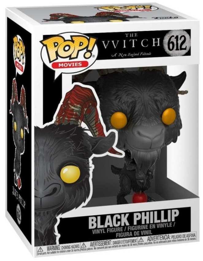 The VVitch Funko Pop figure, Black Phillip