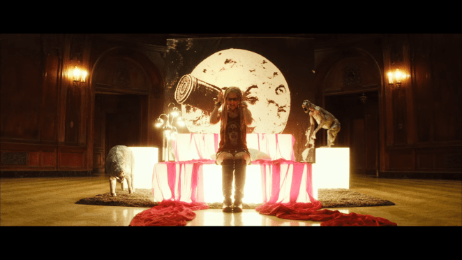 Sheri Moon Zombie as Heidi La Rock in The Lords of Salem