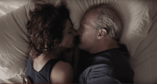 Debra Winger and Tracy Letts in Azazel Jacobs' The Lovers