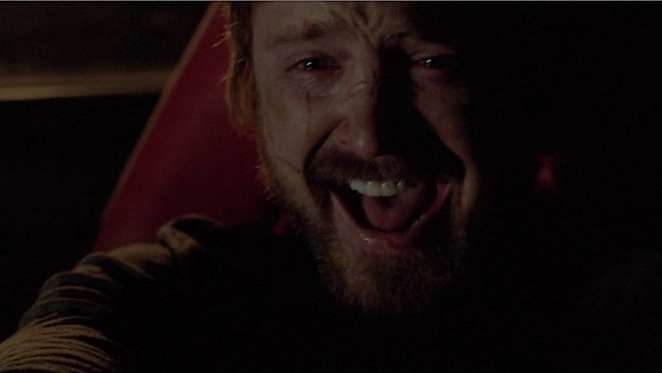 "Jesse Pinkman escapes at the end of the Breaking Bad series finale ""Felina"""