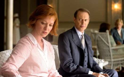 Gillian Darmody and Nucky Thompson meet for the final time in Boardwalk Empire