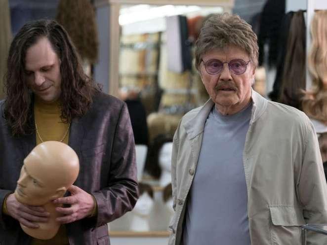 Jon Voight stars as Mickey Donovan, in disguise