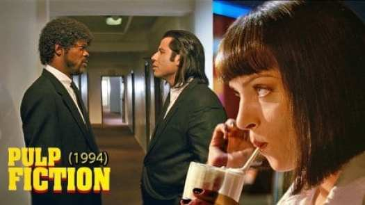 1994 in Film, including Pulp Fiction