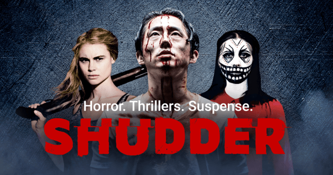 All the greatest Horror content comes from Shudder