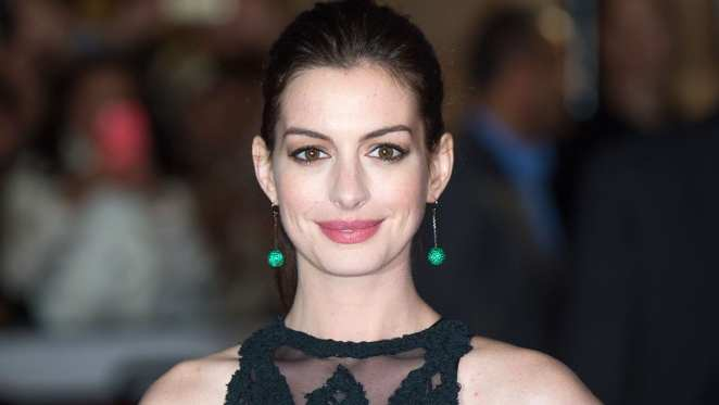 Anne Hathaway who is to play The Grand High Witch in the upcoming remake of The Witches