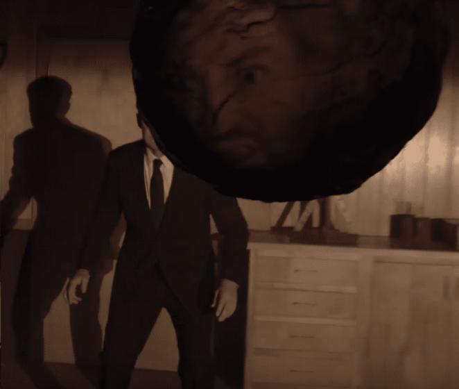 Cooper vs the Bob orb