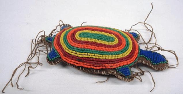 Lakota umbilical cord bundle