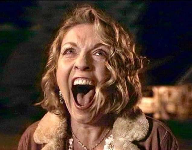 Carrie Page or Laura Palmer? The final moments of Twin Peaks