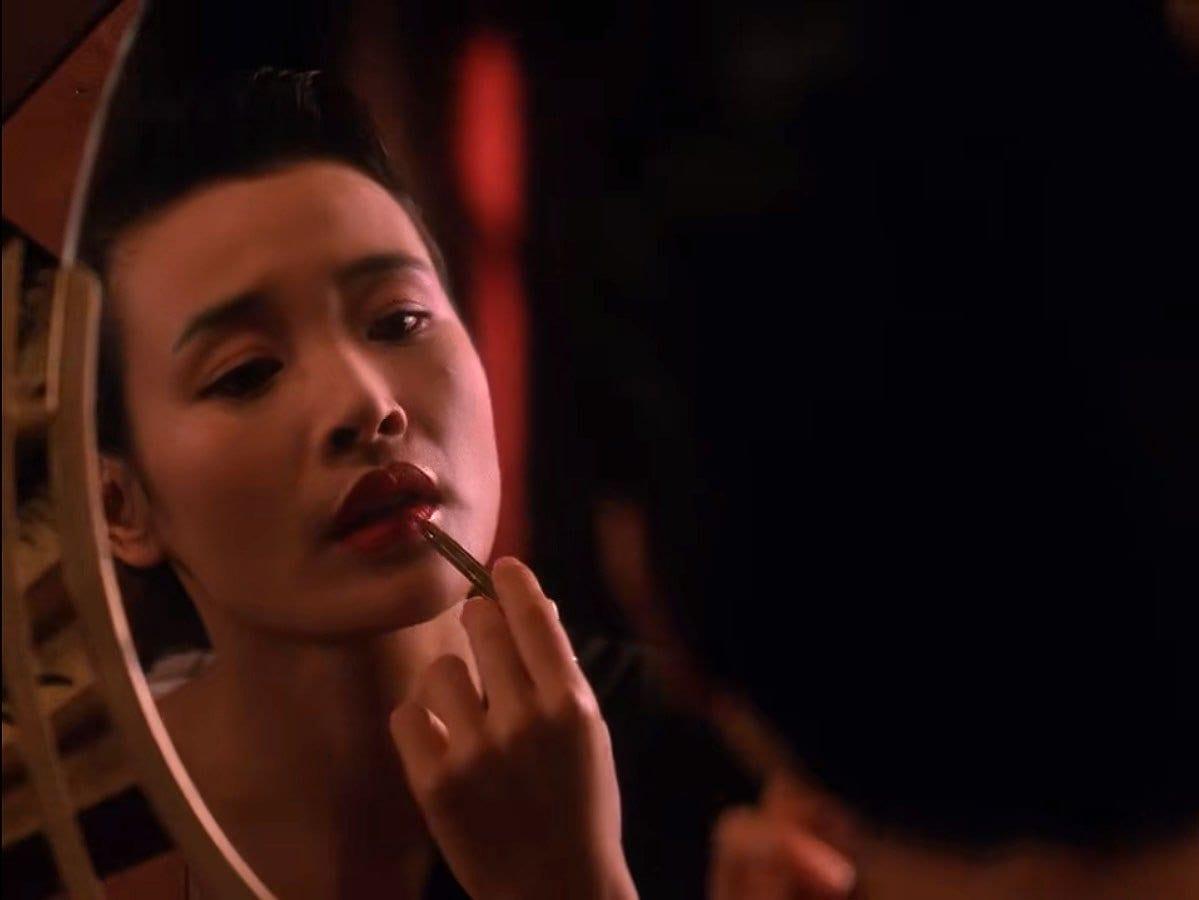 Joan Chen steven seagal