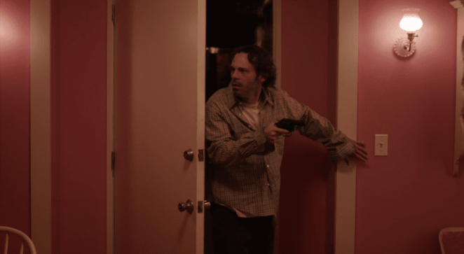 Tom Purcell discovers The Pink Room in Hoyt