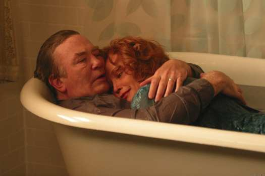 Albert Finney and Jessica Lange in Big Fish
