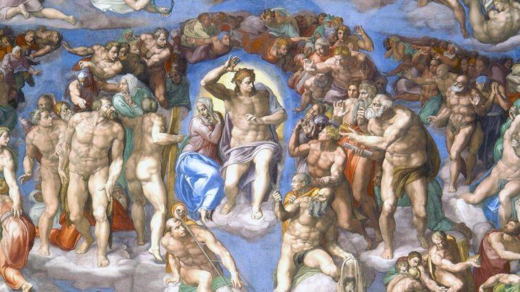 Michelangelo_Last_Judgement