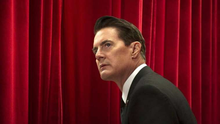 Agent Cooper in the Black Lodge