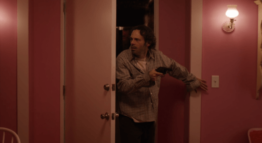 Tom Purcell discovers The Pink Room in Hoyt's House in True Detective Season 3, Ep 6