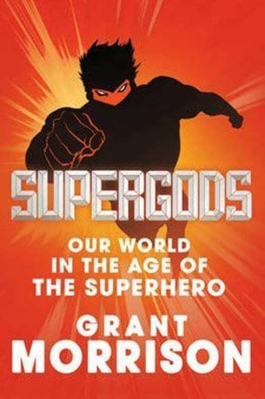 Graphic for Supergods by Grant Morrison
