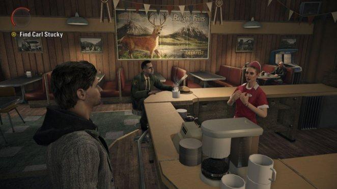 inside the diner alan wake