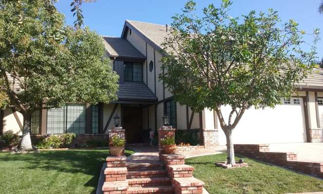 The Freeling House from Poltergeist