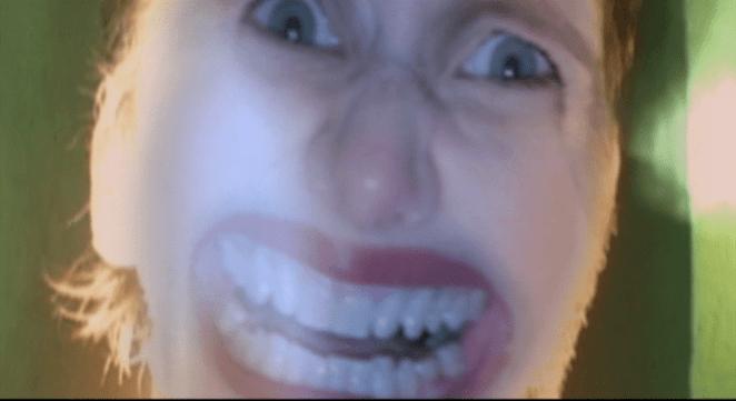 The Phantom has a clown face in David Lynch