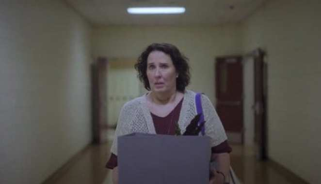 Phyllis Smith as BBA in Season 1 of The OA