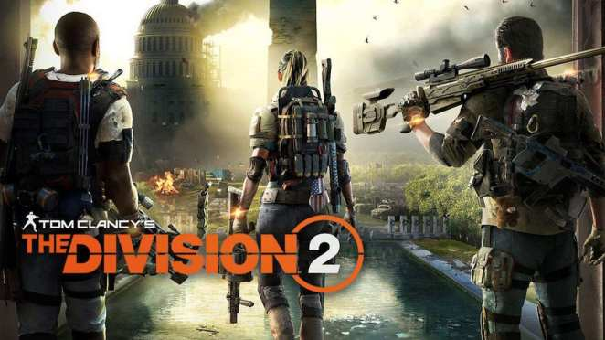 The Division 2 has a release date of March 15, 2019
