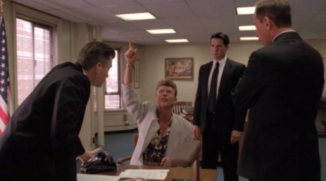 Twin Peaks, Fire Walk With Me, Phillip Jeffries, Philadelphia, FBI, Blue Rose, David Lynch