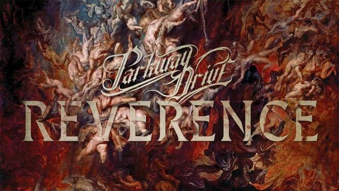 Album cover for Parkway Drive