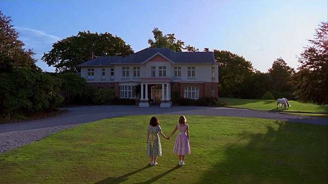 Kate Winslet and Melanie Lynskey star in Heavenly Creatures, 1994