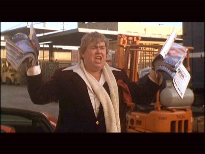 John Candy in Splash